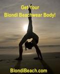 blondibeach workout yoga