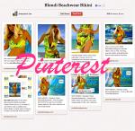 pinterest blondi beach bikini