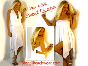Sweet escape cruisewear campagne