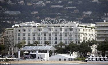 The Grand Hyatt Hotel Martinez