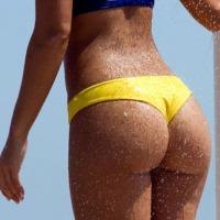 Blondi Beach Bum Workout
