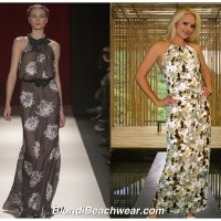 Blondi Look For Less Print Lady Like Trend