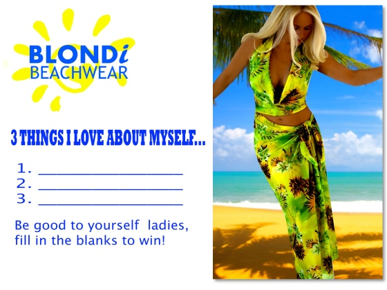 3 things i love about myself_blondibeachwear