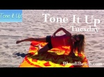 tone it up tuesday workout