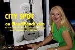 City Spot Jax Blondi Beach dining art