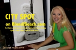 City Spot Jax Blondi Beach dining art