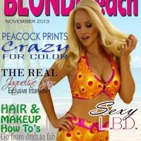 BLONDi News: Magazine Cover Launch