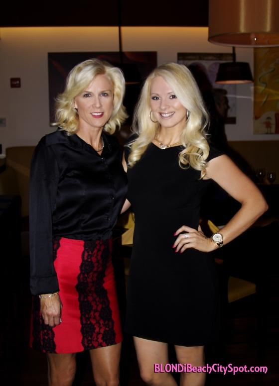 Debbie Postma and Jacqueline Jax