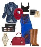 Vacationwear Fashion Pairing