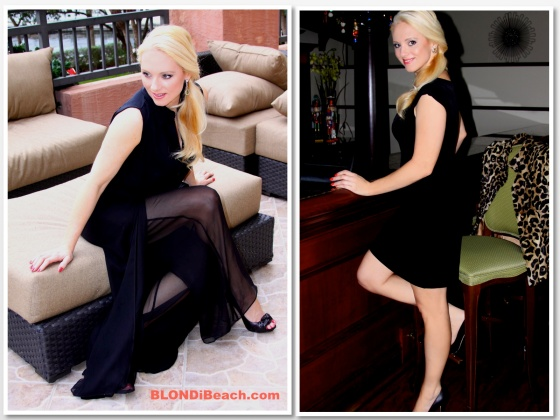 Black cocktail party outfits_blondi beach logo
