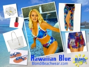 BLONDi_style_Hawaiian_blue_beachwear_swimsuit