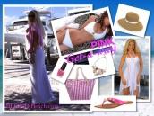 pink vacation style blondibeach