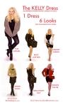 Kelly Little Black Dress Lookbook