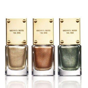 michael kors metallic nail polish