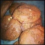 Flourless almond gluten free cookies