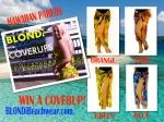 Blondi beachwear Coverup giveaway