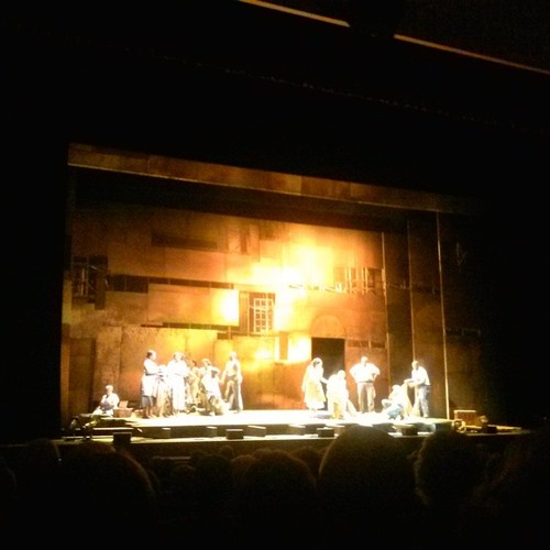 Porgy and bess 2014 Kravis_center_palm_beach