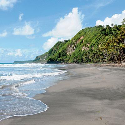 Rosalie Bay, Dominica