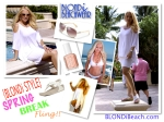Blondi Beach Style Diary Spring Break Fashion