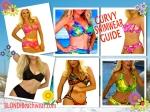 Curvy Large Bust Swimwear Guide Blondi Beachwear