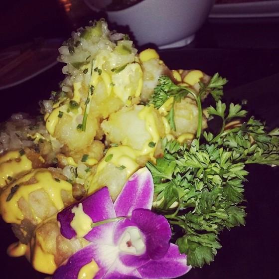 rock fried shrimp tokyo blue fort lauderdale sushi