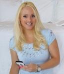 Jacqueline Jax blondi beauty anto aging skin care