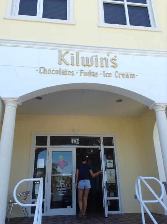 Kilwins Vero Beach Florida