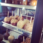 caramel apples fudge Kilwins Vero Beach Florida