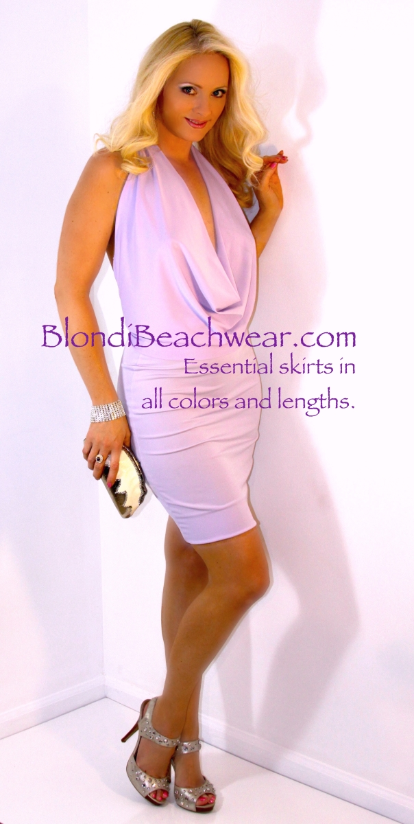 {Blondi Style} Lavender is the Color of the Moment
