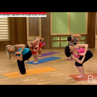 {BLONDi Workout} The Healing Power of Yoga