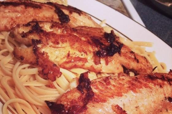 cajun snapper recipe